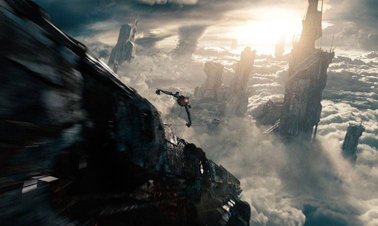 Pixomondo Un Des Studios Vfx De Star Trek Into Darkness Blog De