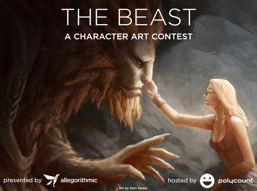 character art beast