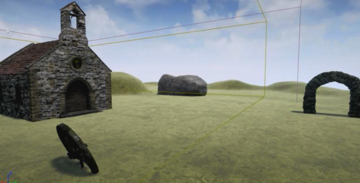 unreal engine 4 maya