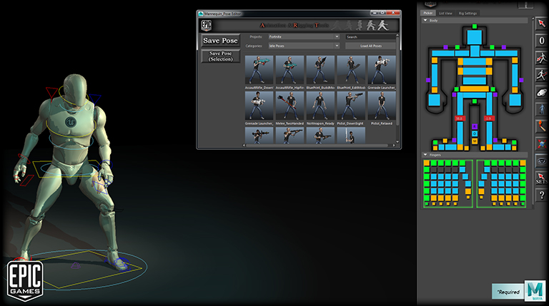 animation and rigging toolkit 2
