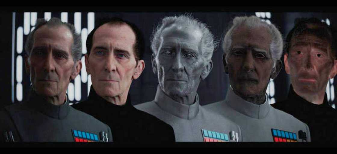 rogue one grand moff tarkin