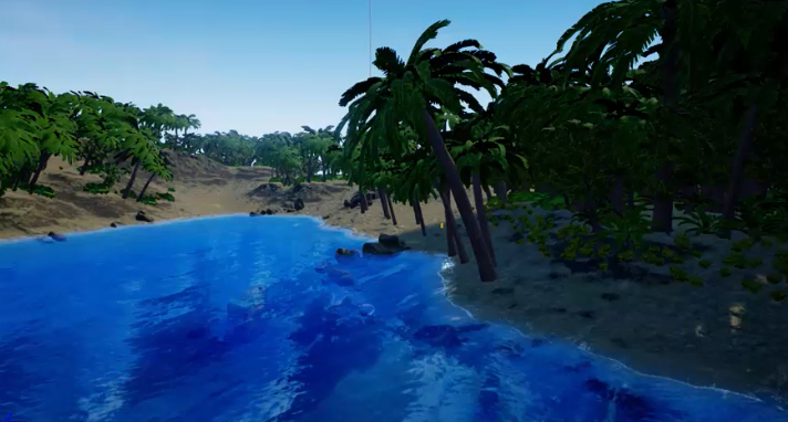 unreal engine 4 foliages