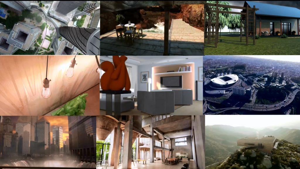 infographiste rendu 3D archi-design