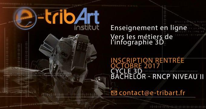 cycle 3D rentrée octobre 2017