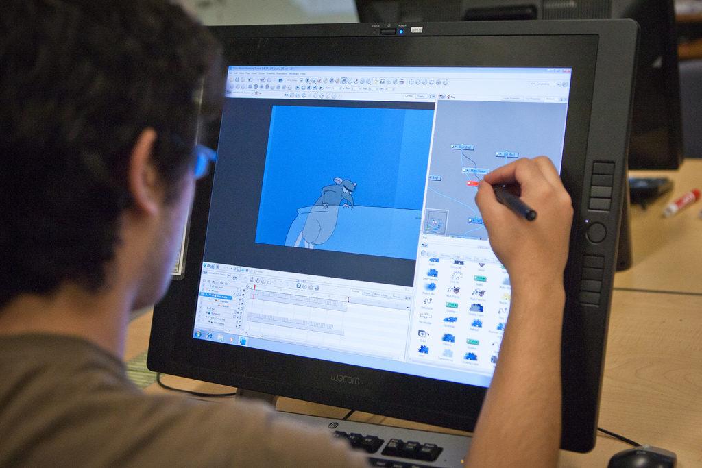 carrière infographiste 3D