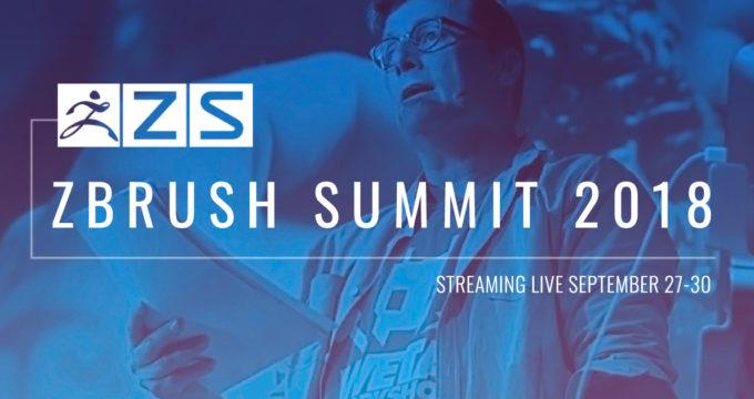 Zbrush summit 2018