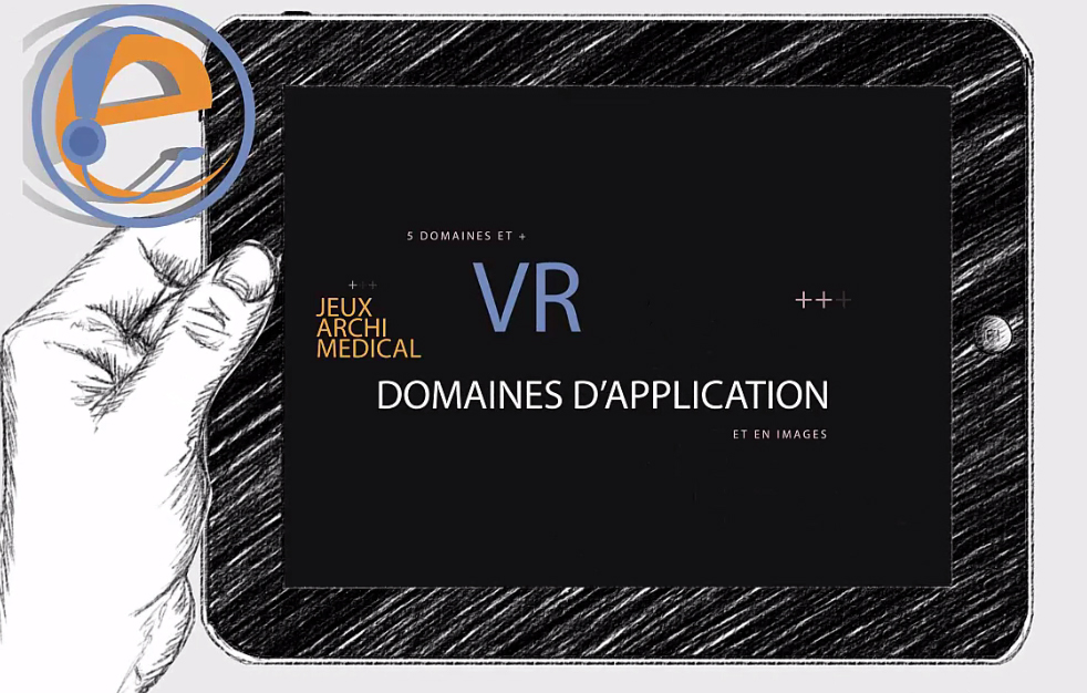 domaines applications VR