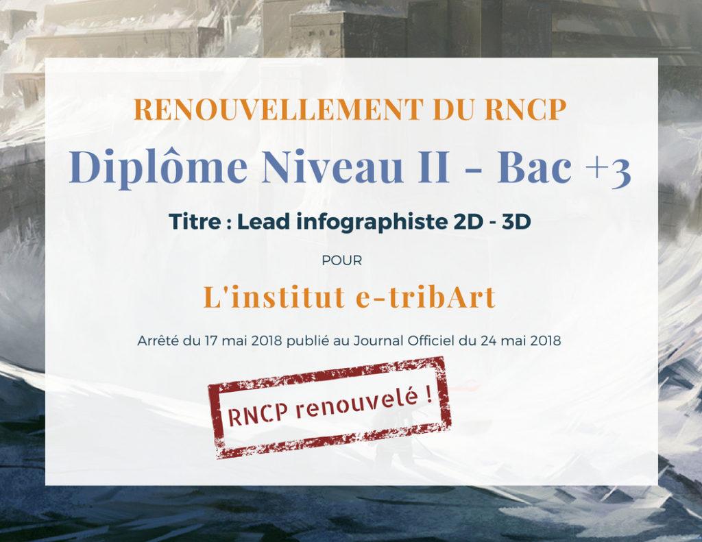 renouvellement RNCP