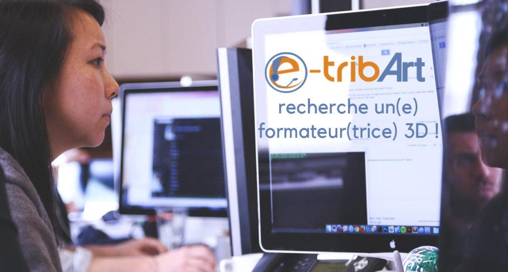 e-tribart formateur 3d